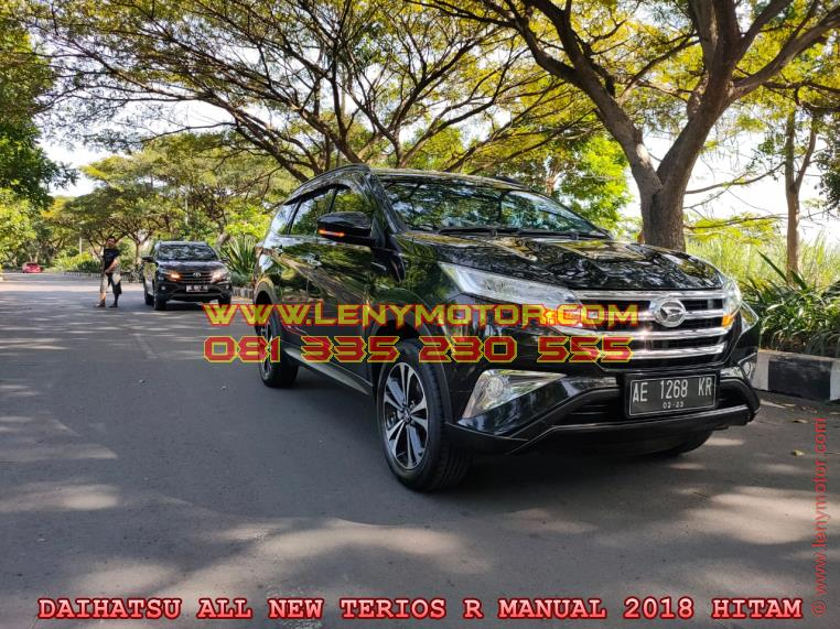 DAIHATSU ALL NEW TERIOS R MANUAL 2018 KEDIRI | LENY MOTOR