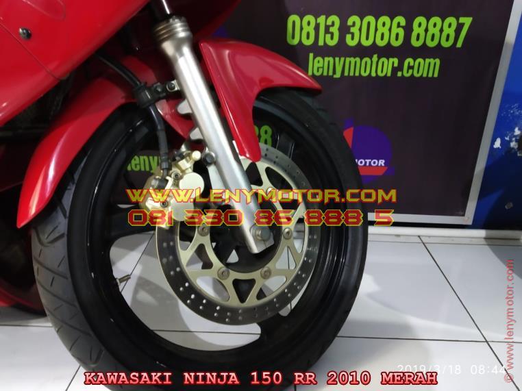 Jual Beli Motor Bekas Kawasaki Ninja 150 Rr 2010 Kediri Nganjuk