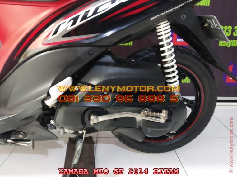 Jual Beli Motor Bekas Yamaha Mio Gt 2014 Kediri Nganjuk Pare