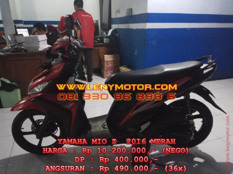 Jual Beli Motor Bekas Yamaha Mio Z 2016 Kediri Nganjuk Pare