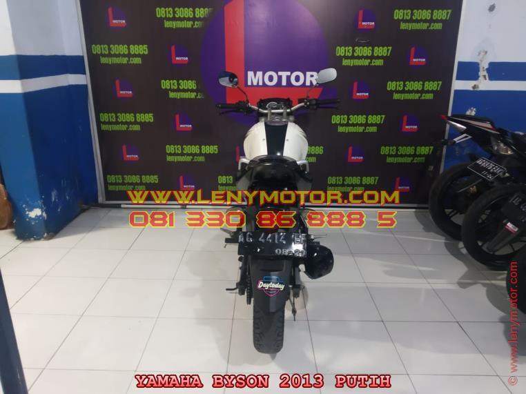 Jual Beli Motor Bekas Yamaha Byson 2013 Kediri, Nganjuk ...